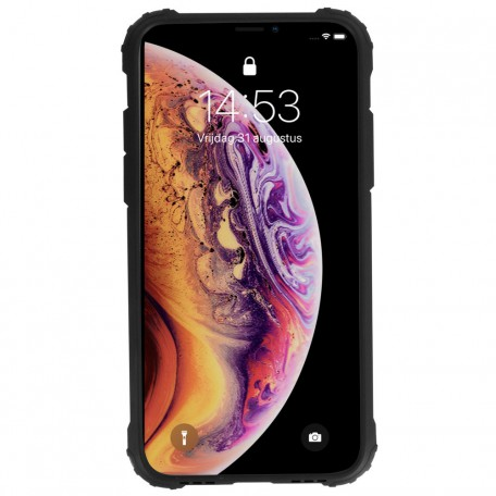 Mobiparts Rugged Shield Case Apple iPhone X/XS Black